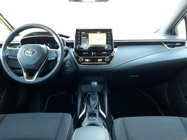 Photo miniature de la Toyota Corolla 122h Design Gps Camera LED 2019 d'occasion