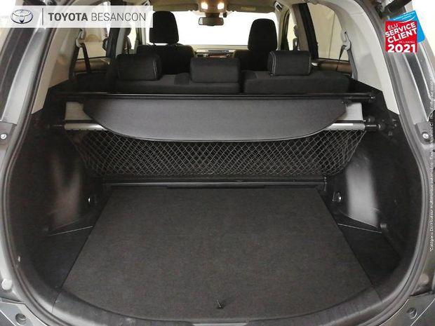 Photo miniature de la Toyota RAV4 197 Hybride Dynamic Edition 2WD CVT 2019 d'occasion