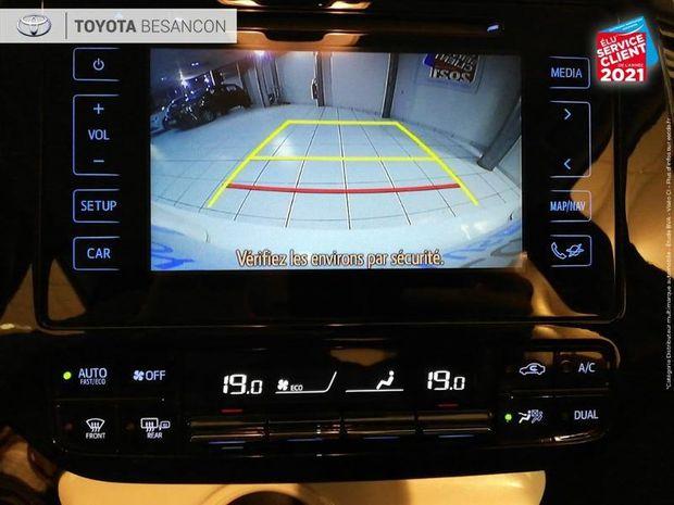 Photo miniature de la Toyota Prius 122h Dynamic 2017 d'occasion