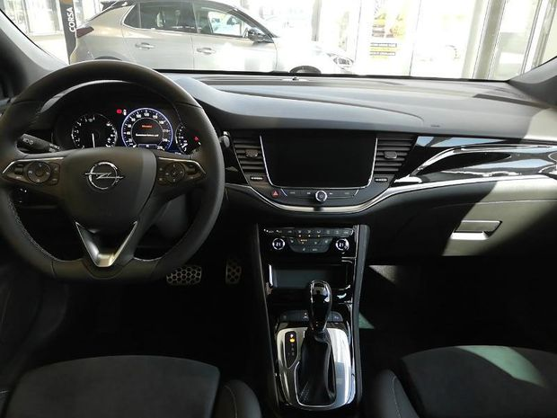 Photo miniature de la Opel Astra Sports Tourer 1.5 D 122ch Ultimate BVA 2020 d'occasion