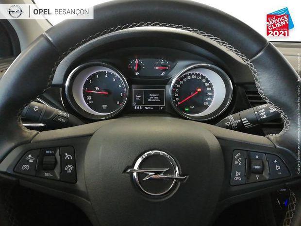 Photo miniature de la Opel Astra Sports Tourer 1.4 Turbo 150ch Innovation Automatique 1ere main 2018 d'occasion