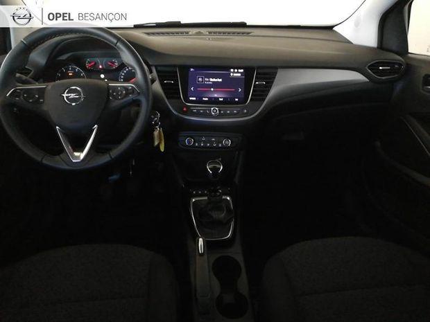 Photo miniature de la Opel Crossland X 1.2 Turbo 110ch Edition Euro 6d-T 2019 d'occasion