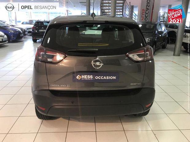 Photo miniature de la Opel Crossland X 1.2 Turbo 110ch Edition 6cv GPS 2020 d'occasion