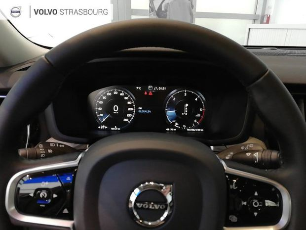 Photo miniature de la Volvo V60 D4 190ch AdBlue Inscription Luxe Geartronic 2020 d'occasion