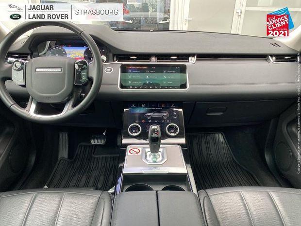 Photo miniature de la Land Rover Range Rover Evoque Evoque 2.0 D 180ch SE AWD BVA 2019 d'occasion