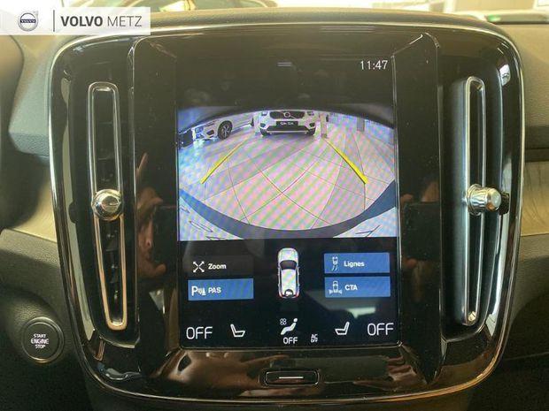 Photo miniature de la Volvo XC40 D4 AWD 190ch Inscription Luxe Geartronic 8 2021 d'occasion