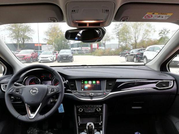 Photo miniature de la Opel Astra Sports Tourer 1.2 Turbo 110ch Elegance 2020 d'occasion