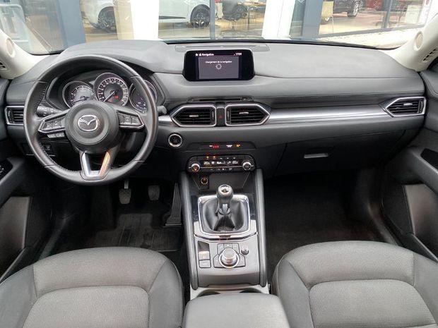 Photo miniature de la Mazda CX5 CX-5 2.0 SKYACTIV-G 165 Elégance 4x2 2019 d'occasion