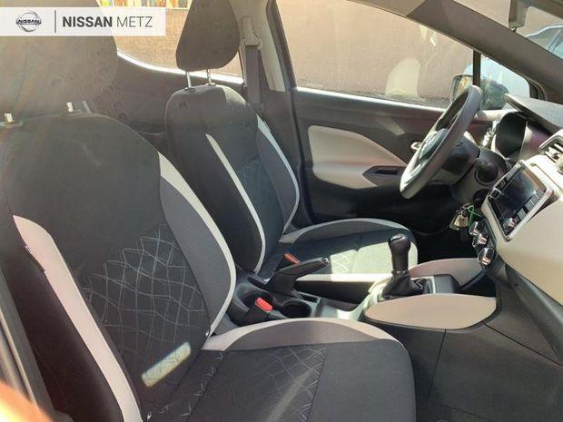 Photo miniature de la Nissan Micra 1.0 IG 71ch Acenta Bluetooth Radar AR 2019 d'occasion