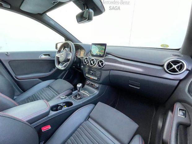 Photo miniature de la Mercedes Classe B 180 d 109ch Fascination 2017 d'occasion