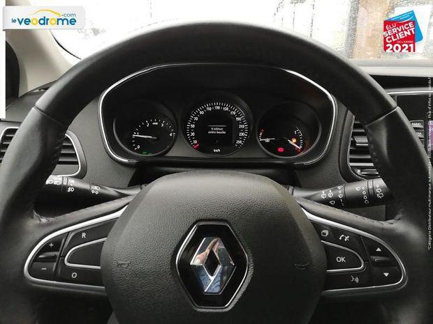 Photo miniature de la Renault Megane 1.5 Blue dCi 115ch Limited bluetooth limiteur regulateur 2019 d'occasion