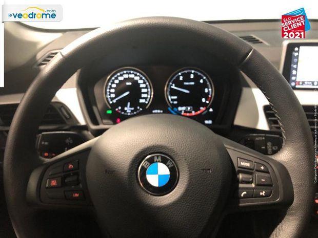 Photo miniature de la BMW X1 sDrive18dA 150ch Business Design 2019 d'occasion