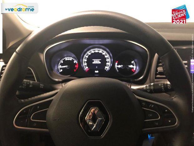 Photo miniature de la Renault Megane 1.3 TCe 115ch FAP Zen 2019 d'occasion