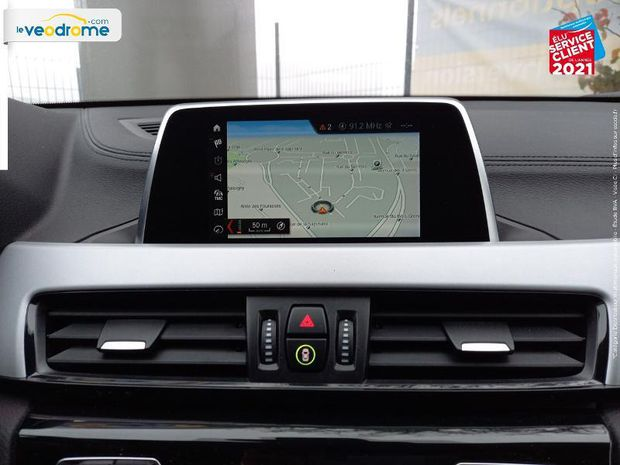 Photo miniature de la BMW X2 sDrive18iA 140ch Lounge DKG7 toit pano GPS radar regul clim bi-Z sièges chauffants 2019 d'occasion