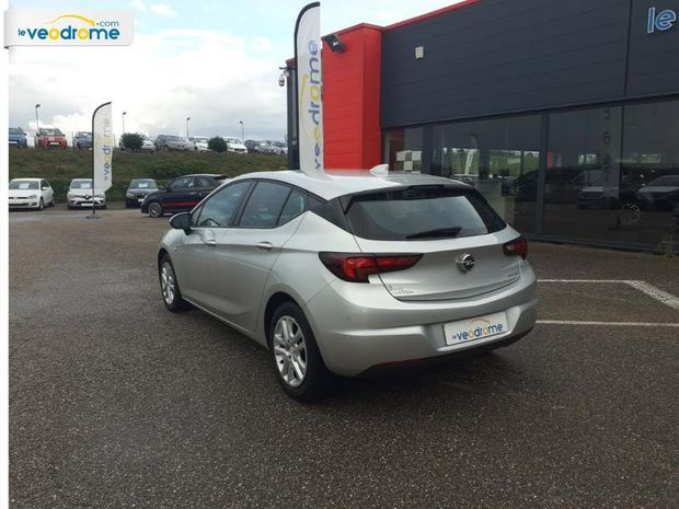 Photo miniature de la Opel Astra V 1.6 CDTI 110 ECOFLEX Business Edition Gps 1ere main 2017 d'occasion