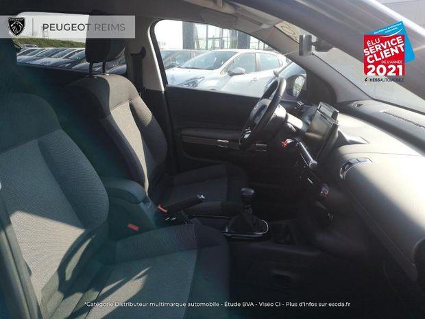 Photo miniature de la Citroën C4 Cactus BlueHDi 100ch S/S Feel E6.d-TEMP 2019 d'occasion