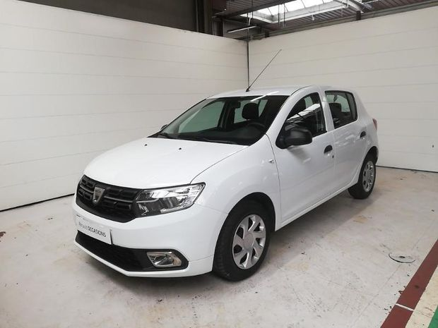 Photo miniature de la Dacia Sandero 1.5 dCi 75ch Ambiance Bluetooth 2018 d'occasion