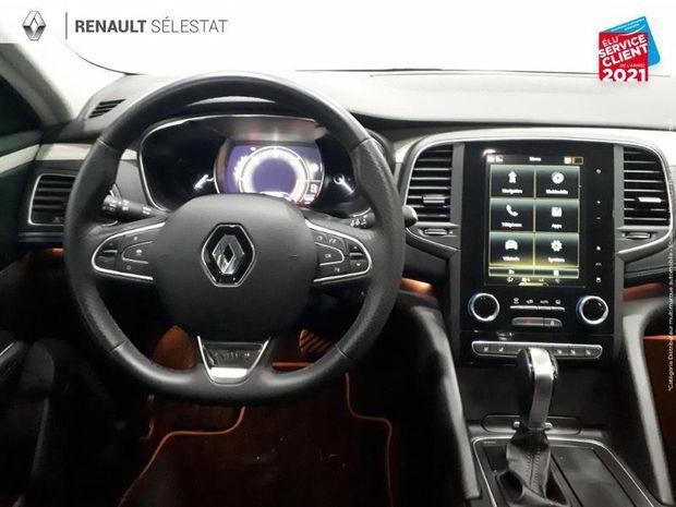 Photo miniature de la Renault Talisman Estate 2.0 Blue dCi 200ch Initiale Paris EDC Touvrant Siege chauffant/massant GPS Camera 2019 d'occasion