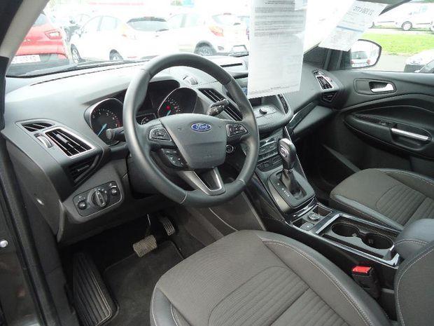 Photo miniature de la Ford Kuga 1.5 Flexifuel-E85 150ch Stop&Start Titanium 4x2 BVA Euro6.2 2019 d'occasion