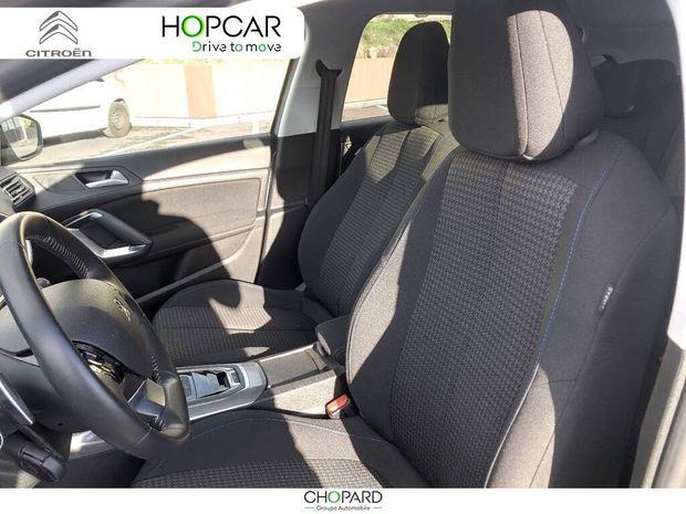 Photo miniature de la Peugeot 308 BlueHDi 130ch S&S EAT6 Style 2019 d'occasion
