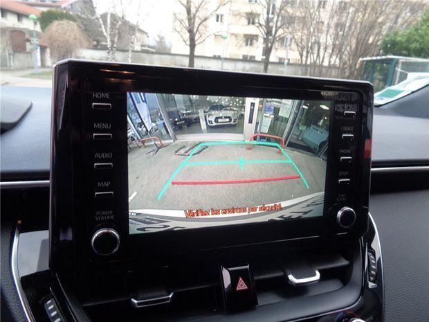 Photo miniature de la Suzuki Swace 1.8 HYBRID Pack 2020 d'occasion
