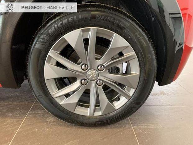 Photo miniature de la Peugeot 208 e-208 136ch Allure 2021 d'occasion