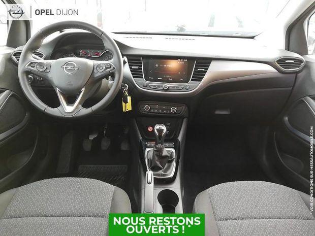 Photo miniature de la Opel Crossland X 1.2 83ch Edition Euro 6d-T Gps Radar AR 2019 d'occasion