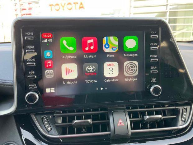Photo miniature de la Toyota C-HR 184h GR-Sport 2WD E-CVT MY20 2021 d'occasion
