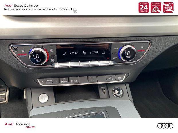 Photo miniature de la Audi Q5 35 TDI 163ch S line quattro S tronic 7 Euro6dT 2019 d'occasion
