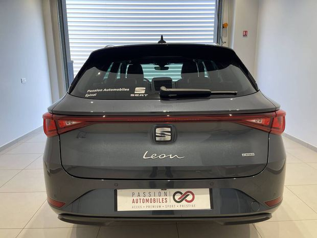 Photo miniature de la Seat Leon Sportstourer e-Hybrid 204 DSG6 Xcellence 2021 d'occasion