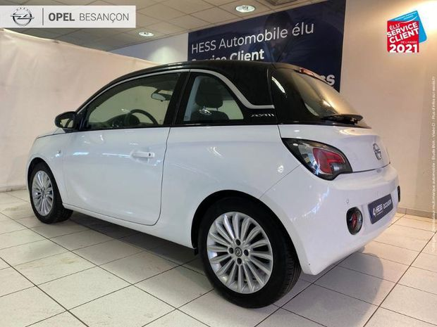 Photo miniature de la Opel Adam 1.2 Twinport 70ch Unlimited Regulateur 2019 d'occasion