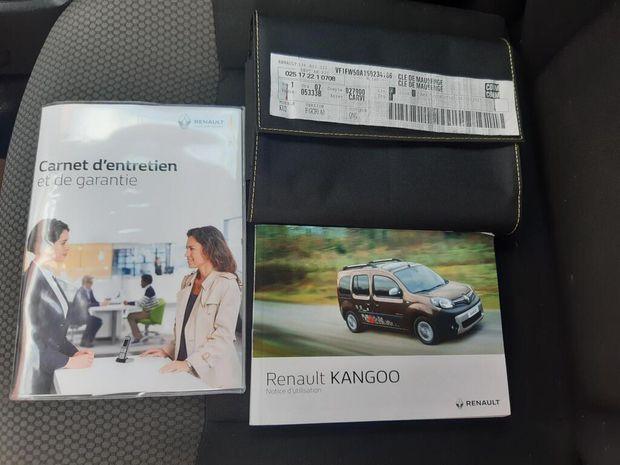Photo miniature de la Renault Kangoo COMPACT 1.5 DCI 75 ENERGY E6 GRAND CONFORT 2017 d'occasion