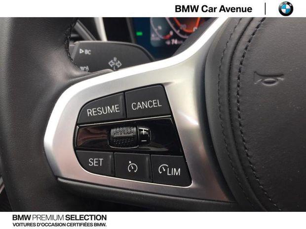Photo miniature de la BMW Serie 3 Série 3 Touring 318dA 150ch M Sport 2020 d'occasion