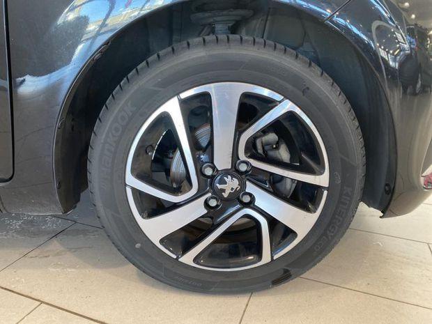 Photo miniature de la Peugeot 108 1.2 PureTech Allure 5p 2017 d'occasion
