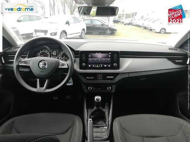Photo miniature de la Skoda SCALA 1.0 TSI 116ch Ambition Apple Carplay Camera Radar 2019 d'occasion