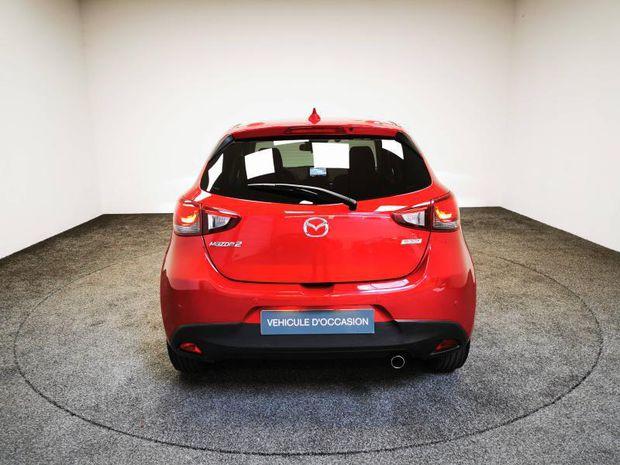 Photo miniature de la Mazda Mazda2 Mazda 2 1.5 SKYACTIV-G 90ch Sélection BVA Euro6d-T 2018 d'occasion