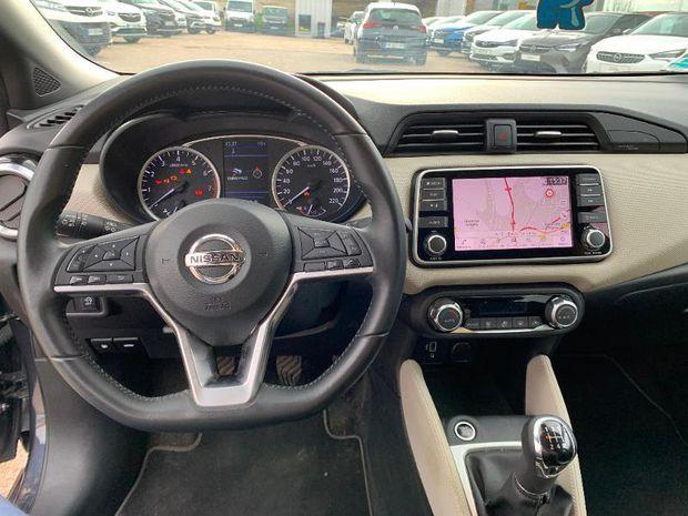 Photo miniature de la Nissan Micra 0.9 IG-T 90ch N-Connecta 2018 2018 d'occasion