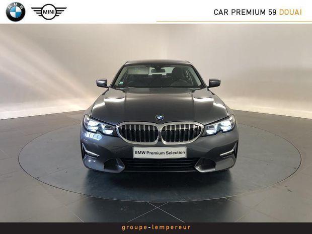 Photo miniature de la BMW Serie 3 Série 3 316dA MH 122ch Luxury 2020 d'occasion