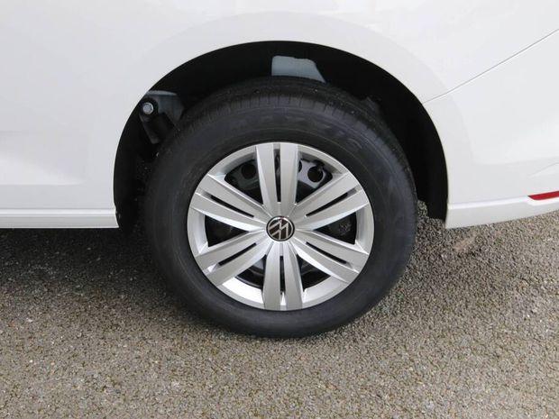 Photo miniature de la Volkswagen Caddy CARGO 2.0 TDI 102 BVM6 BUSINESS 2021 d'occasion