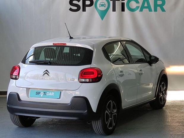 Photo miniature de la Citroën C3 PureTech 82ch Shine S&S E6.d-TEMP 2018 d'occasion