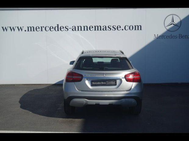 Photo miniature de la Mercedes GLA Classe  180 d Inspiration 7G-DCT 2018 d'occasion