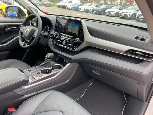 Photo miniature de la Toyota HIGHLANDER Hybrid 248ch Lounge AWD-I 2021 d'occasion