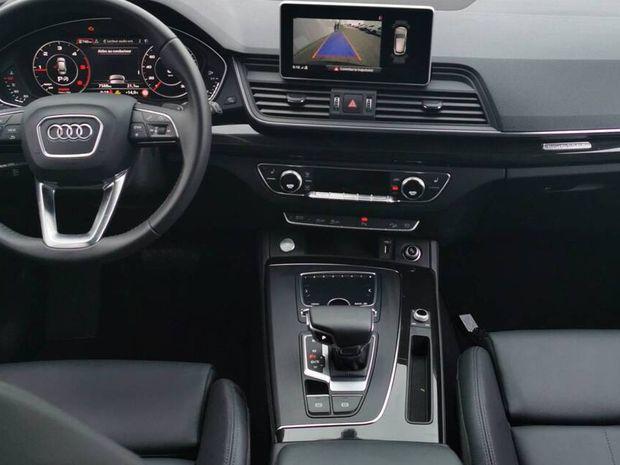 Photo miniature de la Audi Q5 35 TDI 163 S tronic 7 Quattro Avus 2019 d'occasion