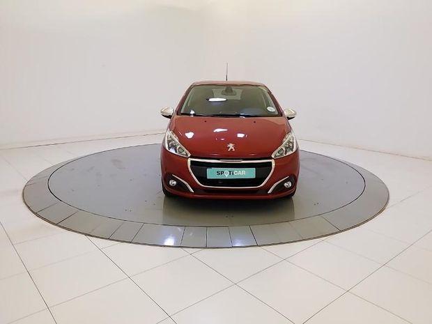 Photo miniature de la Peugeot 208 1.2 PureTech 82ch Style 3p 2018 d'occasion