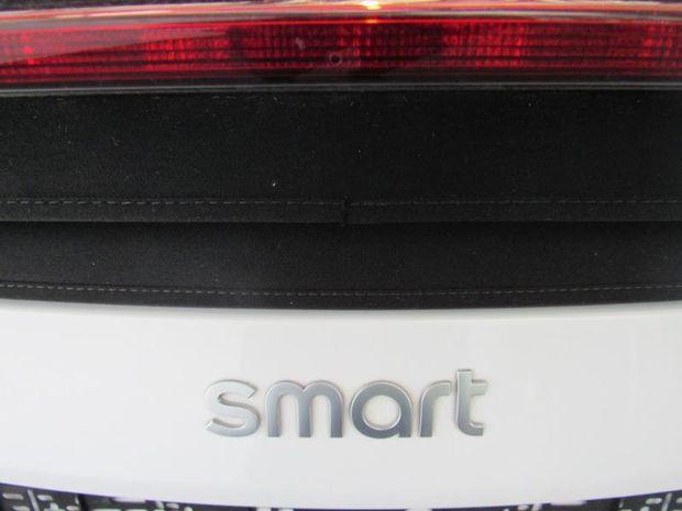 Photo miniature de la Smart fortwo Cabriolet 71ch passion twinamic E6c 2019 d'occasion