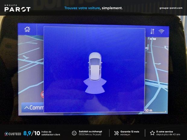 Photo miniature de la Ford Fiesta 1.1 75ch Cool & Connect 5p 2020 d'occasion