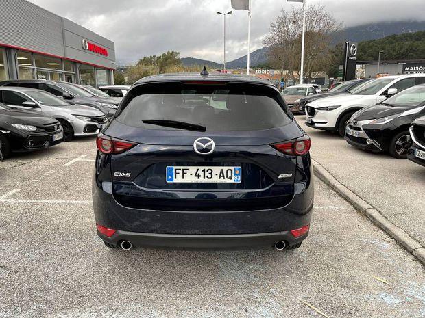Photo miniature de la Mazda CX5 CX-5 2.0L Skyactiv-G 165 ch 4x2 Dynamique 2019 d'occasion