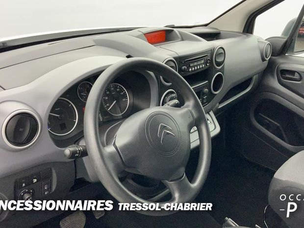 Photo miniature de la Citroën Berlingo FOURGON ELECTRIC 20 L1 CONFORT AVEC BATTERIE 2018 d'occasion