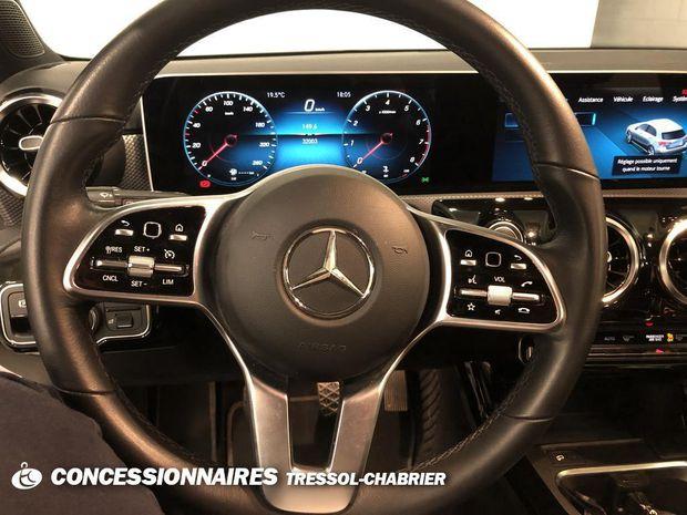 Photo miniature de la Mercedes Classe A 160 BM6 Progressive Line 2019 d'occasion