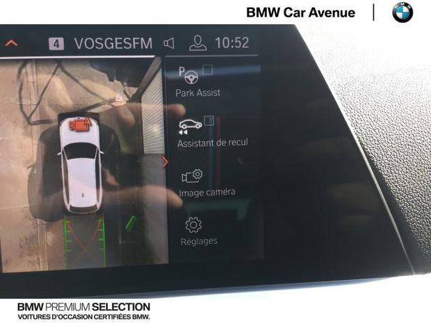 Photo miniature de la BMW Serie 3 Série 3 Touring 320dA 190ch M Sport 2020 d'occasion